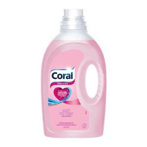 Coral Feinwaschmittel Wool & Silk 1,25L