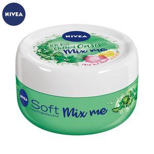 NIVEA Soft Mix me Chilled Oasis Feuchtigkeitscreme 100ml