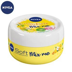 NIVEA Soft Mix me Happy Exotic Feuchtigkeitscreme 100ml