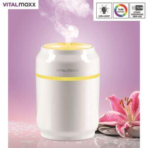 VITALmaxx Luftbefeuchter mit LED-Licht und Zubehör 3in1