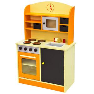 Kinderküche orange