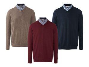 NOBEL LEAGUE® Herren Hemd mit Pullover