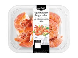 Argentinische Rotgarnelen