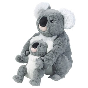 SÖTAST                                Stofftier, Koala, 25 cm