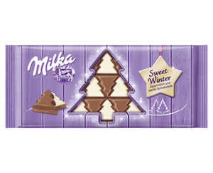 Milka Sweet Winter