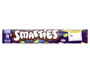 Nestlé Smarties Riesenrolle