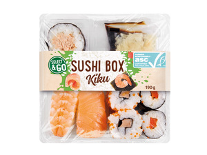 ASC Sushi-Box