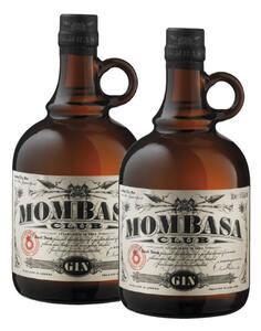 Mombasa Club Prem. Dry Gin
