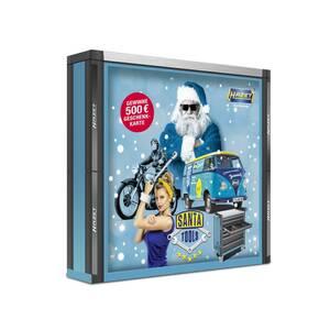 """Adventskalender """"Santa Tools"""" - 26-teilig Hazet"""
