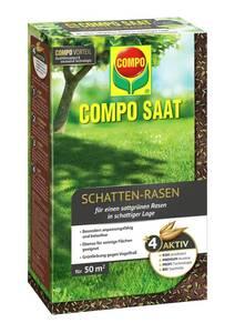 Saat Schattenrasen - 1000 g, für 50 m² Compo