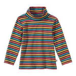 Baby-Jungen-Shirt mit Ringelmuster