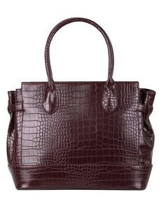 Bexleys woman - Handtasche in Kroko-Optik
