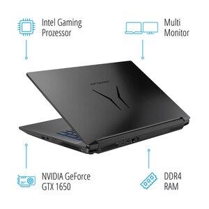 "MEDION ERAZER® P17813, Intel® Core™ i7-9750H, Windows10Home, 43,9 (17,3"") FHD Display, GTX 1650, 512 GB SSD, 1 TB HDD, 16 GB RAM, Core Gaming Notebook"
