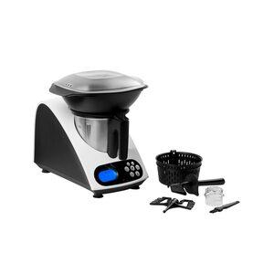 MEDION Küchenbundle - Küchenmaschine mit Kochfunktion MD 16361 & Kaffeemaschine mit Mahlwerk MD 15486