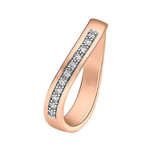 CHRIST Diamonds Damenring 86775077
