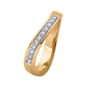 CHRIST Diamonds Damenring 87025187