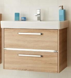 PRIMASTER Waschtisch-Unterschrank Berlin ,  Kauf nur in Verbindung mit passendem Waschtisch und Spiegelschrank möglich