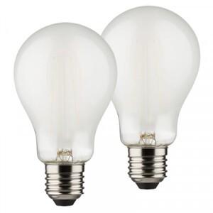 Müller-Licht LED Leuchtmittel Birnenform E27 ,  E27, 7 W, Filament, matt