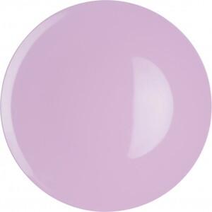 Kunststoffteller ,  Ø 33 cm, rosa