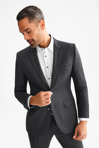 Baukasten-Wollsakko - Tailored Fit