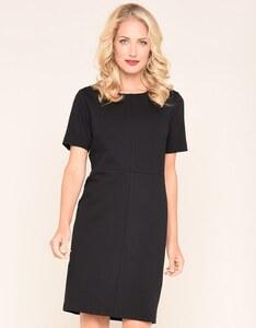 Bexleys woman - Romanit-Kleid mit Rundhalsausschnitt