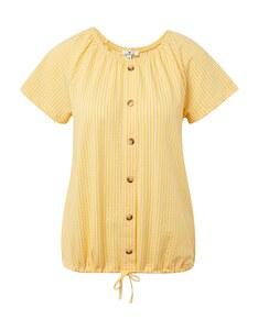 TOM TAILOR - Carmen-Shirt mit Streifen