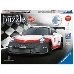 Ravensburger 3D Puzzle Porsche 911 GT3 Cup