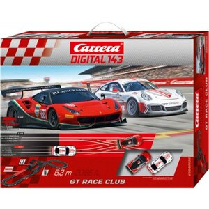 Carrera 143 GT Race Club