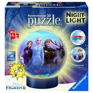 Ravensburger 3D Puzzle Nachtlicht Die Eiskönigin 2