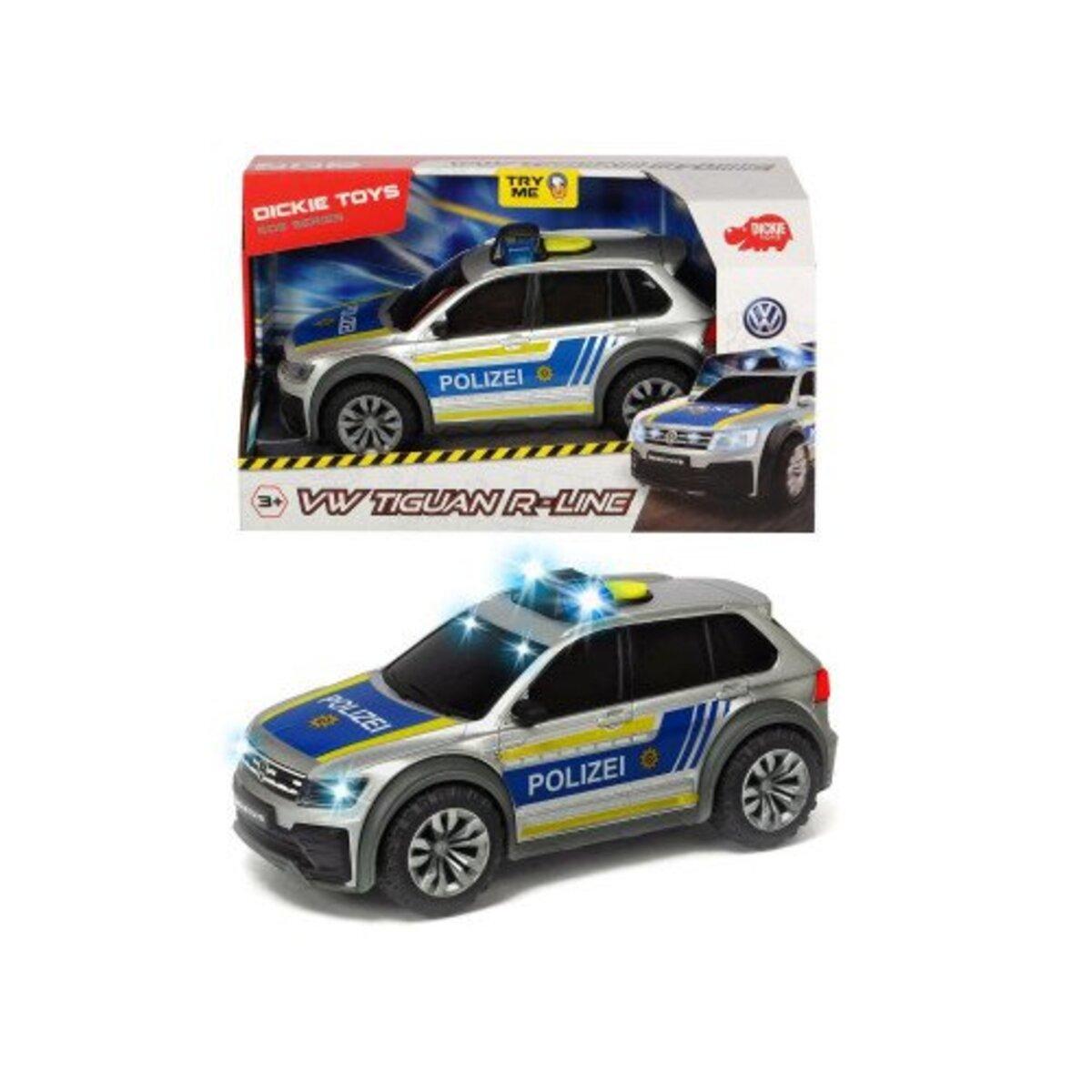 Bild 1 von Dickie VW Tiguan R Line Polizei