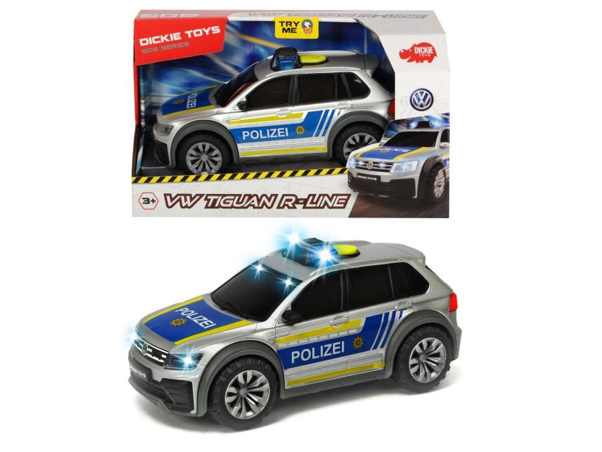 Bild 5 von Dickie VW Tiguan R Line Polizei