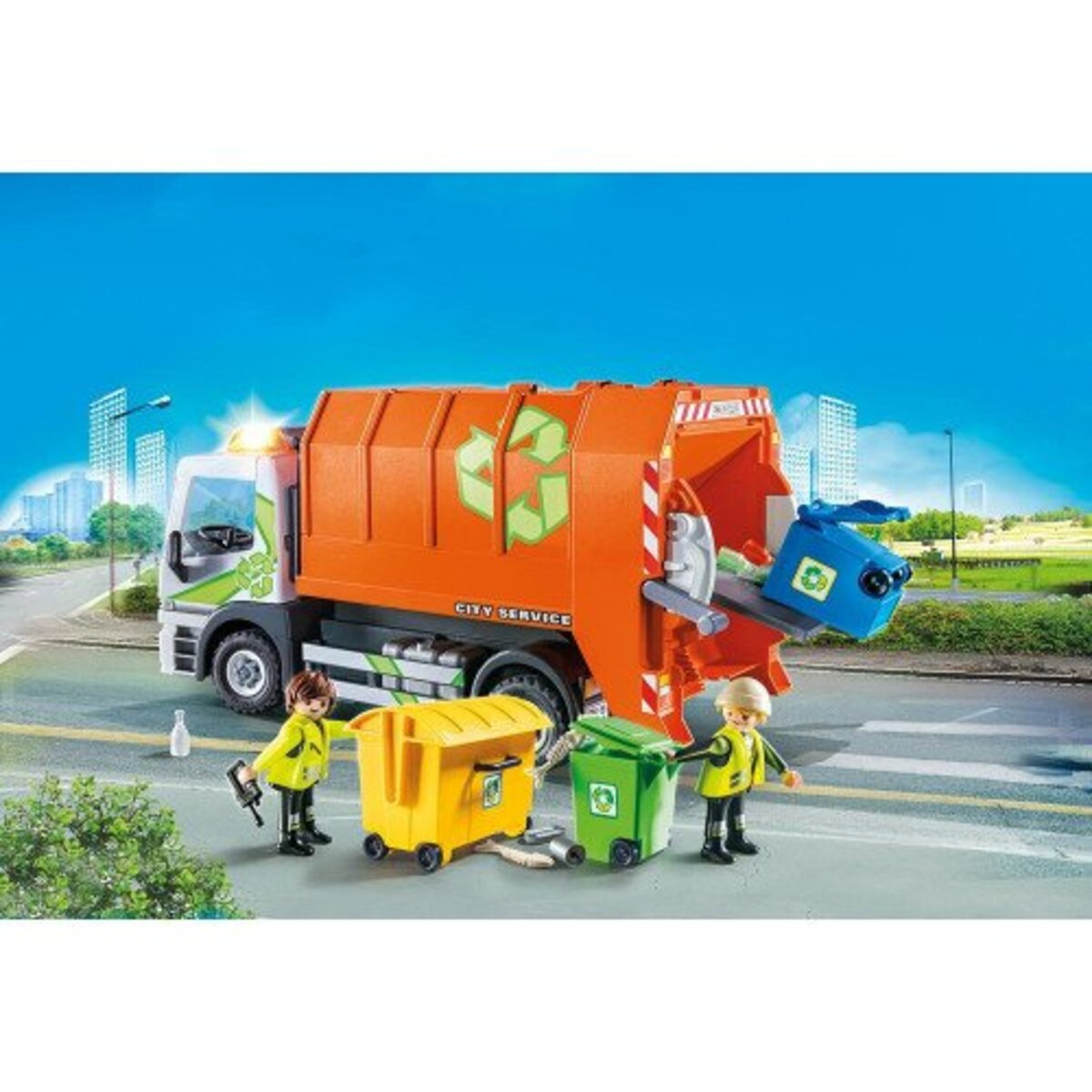 Bild 3 von PLAYMOBIL 70200 Müllfahrzeug