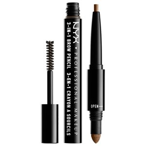 NYX Professional Makeup Augenbrauen Brunette Augenbrauenstift 1.0 st