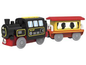 PLAYTIVE® JUNIOR Fern-/App-gesteuerte Eisenbahn