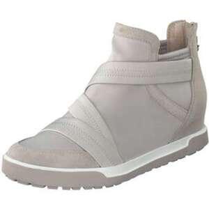 Marc Cain Sneaker High Damen grau