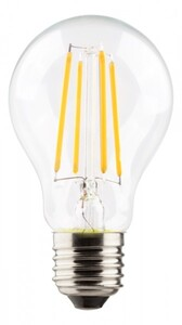 Müller-Licht LED Leuchtmittel Birnenform E27 ,  E27, 7 W, Filament, klar