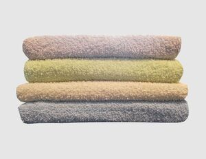 Handtuch Basic silber