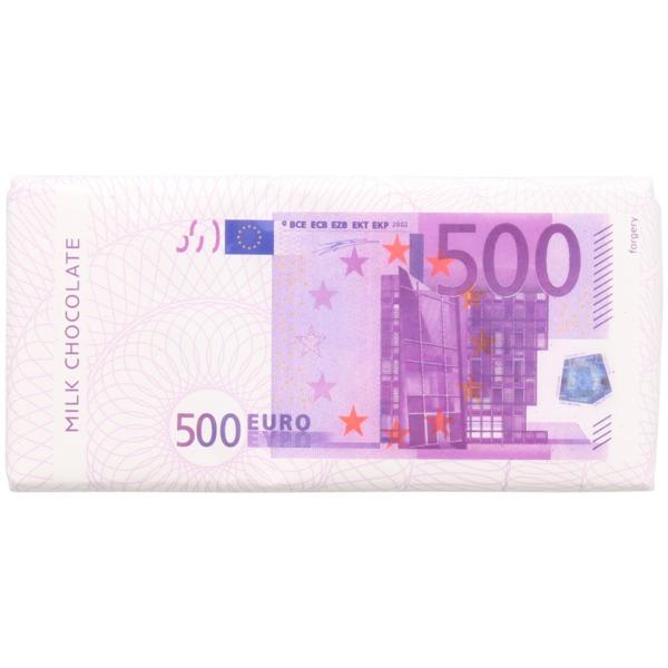 Banknote Schokolade