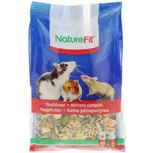 Nature Fit Nagetierfutter