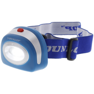 Dunlop Stirnlampe
