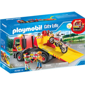 PLAYMOBIL® City Life - Abschleppdienst 70199