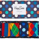 Bild 1 von Happy Socks Socken im 4er-Set, mit Geschenkbox, mehrfarbig, 36-40, mehrfrarbig, 36-40