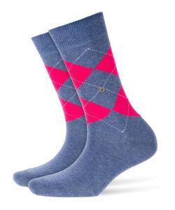 Burlington Damen Socken Neon Queen