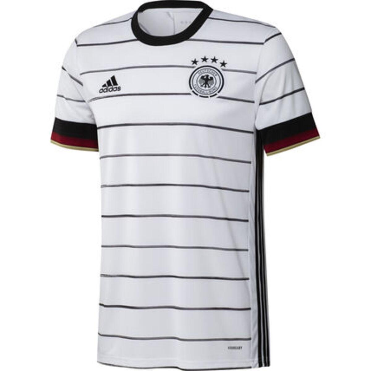 Bild 1 von adidas Herren DFB Heimtrikot, weiß, M, M