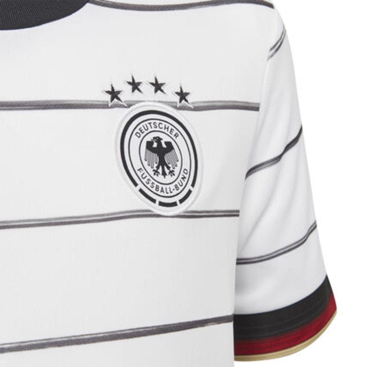 Bild 3 von adidas Herren DFB Heimtrikot, weiß, M, M