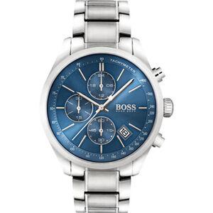 """BOSS Watches Herren Chronograph Grand Prix """"1513478"""""""