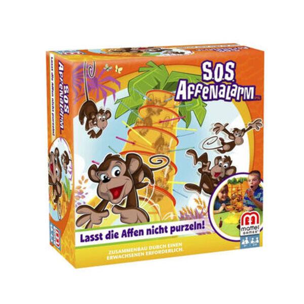 Mattel Games S.O.S. Affenalarm