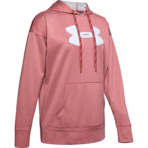 Under Armour Damen Kapuzenpullover, rosa, M, M