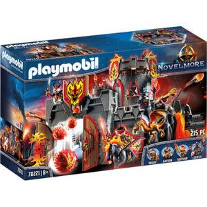 PLAYMOBIL® Novelmore - Festung Feuerfels der Burnham Raiders 70221