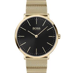 "BOSS Watches Herrenuhr Horizont ""1513735"", gold"
